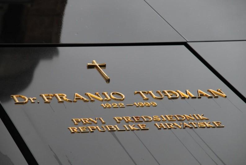 OBLJETNICA SMRTI DR. FRANJE TUĐMANA