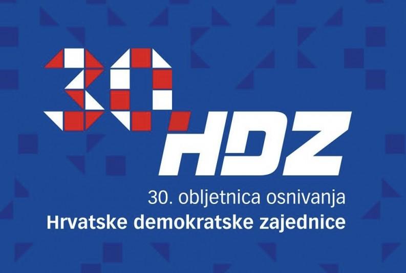 30 godina Hrvatske demokratske zajednice