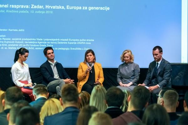Ni '90. nismo imali dvojbi pripada li Hrvatska europskom civilizacijskom krugu - nemamo ni danas