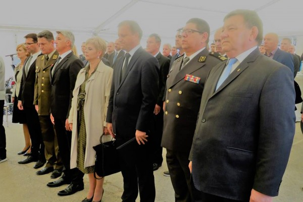 Svečano obilježen Dan obrane Grada Zadra