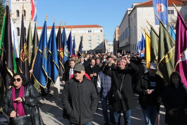 """Svečano obilježena 25. obljetnica VRO """"Maslenica"""""""