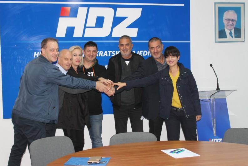 Potpisan koalicijski sporazum HDZ-a i političkih partnera: HSP dr. Ante Starčević, HSU i  NS-Reformisti