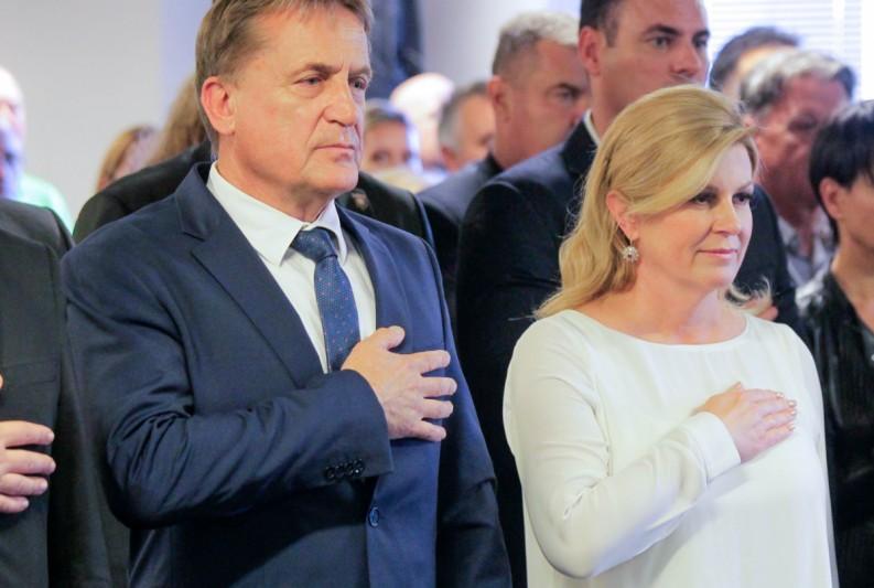 Glas za Kolindu Grabar Kitarović je glas za sposobnu i narodnu predsjednicu