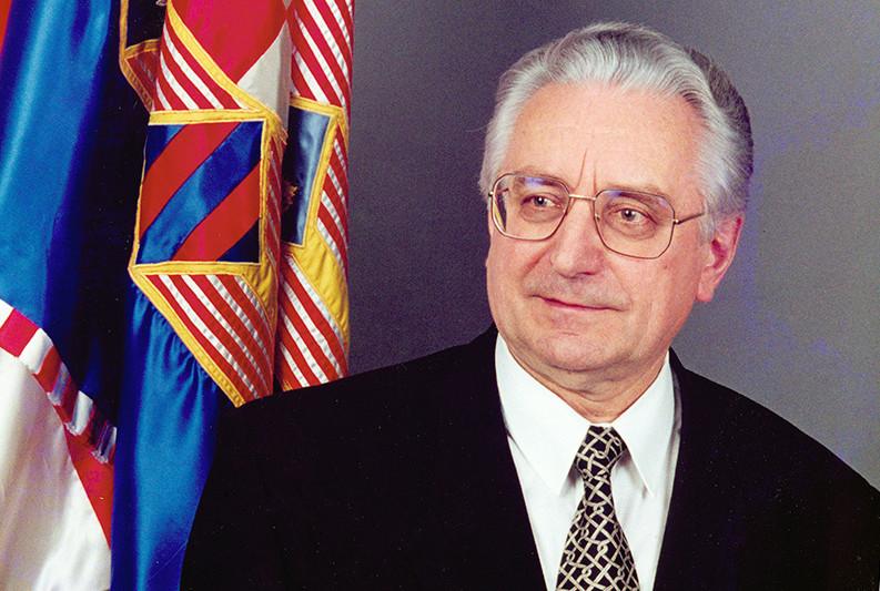 IN MEMORIAM: Dr. FRANJO TUĐMAN (10. prosinca 1999. - 10. prosinca 2019.)