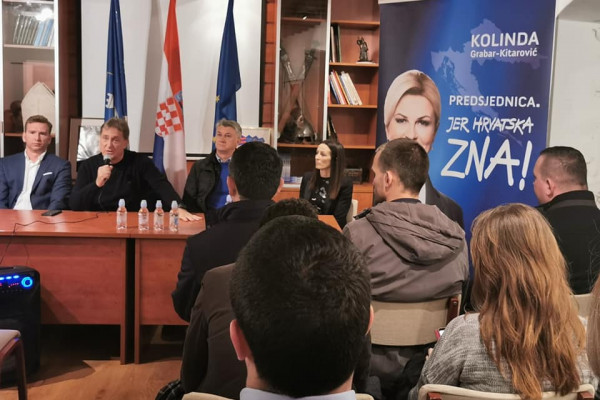 Nin, Privlaka i Vir za Kolindu Grabar - Kitarović