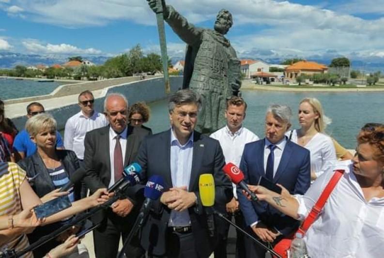 Vlada i HDZ pokazali su u koronakrizi kako sačuvati zdravlje i sigurnost građana