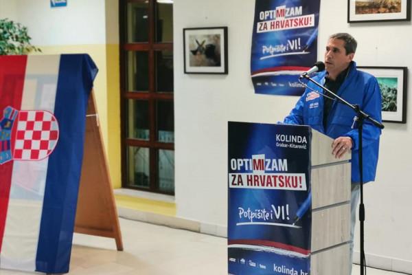 Kolinda Grabar Kitarović dokazana je prijateljica Zadarske županije