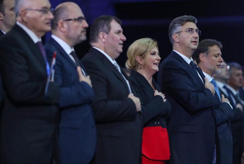 Predsjednica predstavila izborni program: Danas je ugled naše Domovine veći nego ikad prije