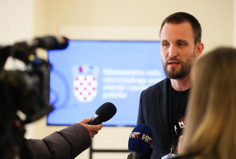 Državni tajnik, Šime Erlić - Nove prilike iz EU fondova su pred nama