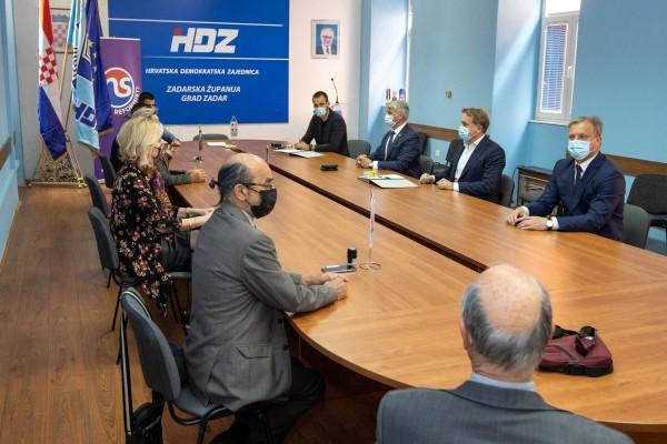 Dokazano uspješna koalicija za sigurnu budućnost Zadra i Zadarske županije