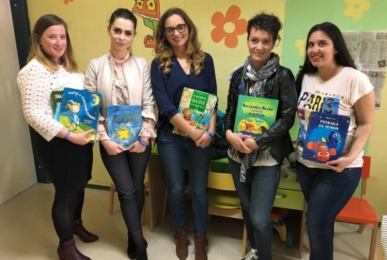 Mladež HZD-a obilježava Međunarodni dan dječje knjige