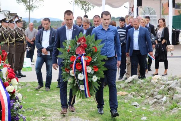 Svečano obilježen 6. listopada - Dan obrane grada Zadra