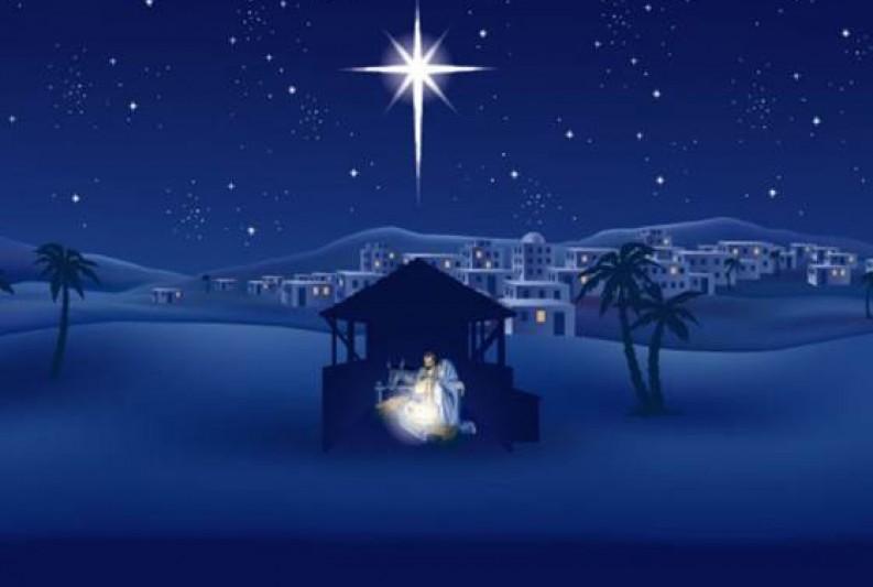 Blagoslovljen Božić i sretna nova 2020.