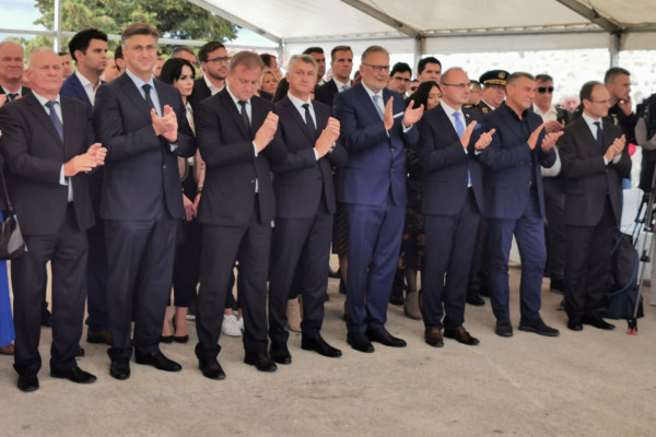 Proslavljena 28. obljetnica Dana obrane Zadra