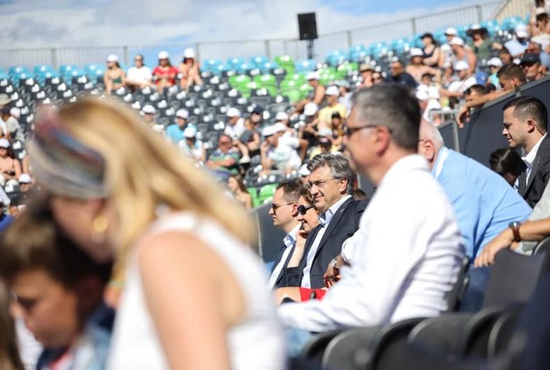 Predsjednik Vlade Plenković o Adria Touru: Ovo je velika promocija Zadra i Hrvatske u svijetu