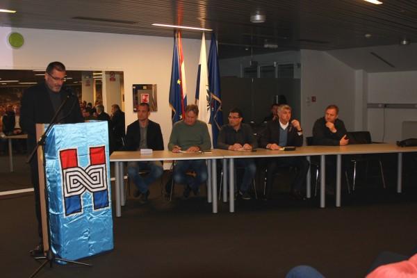 HDZ Zadra i Zadarske županije poželio dobrodošlicu novim članovima stranke