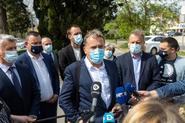 Kalmeta: Imamo najbolje liste i kandidate za župana i gradonačelnika