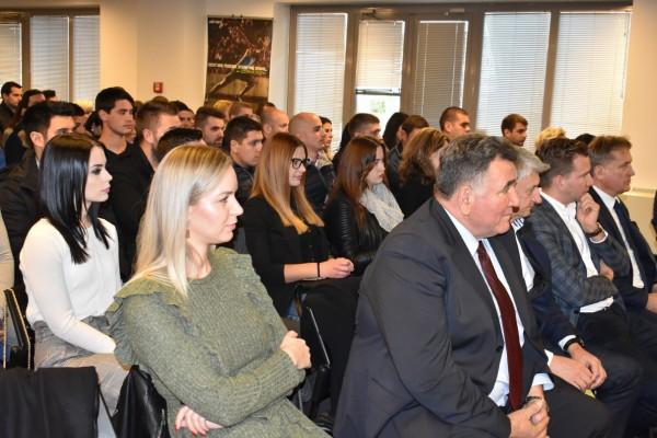 Izborna skupština županijske mladeži HDZ-a: Nikolina Baradić nova predsjednica