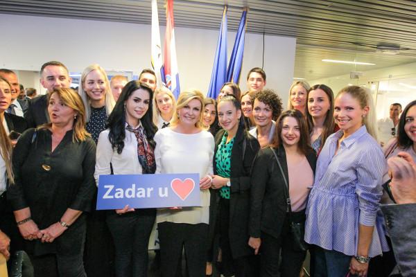 Kolinda na Višnjiku: Snaga zajedništva i pobjednički duh