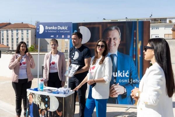 """Branko Dukić za gradonačelnika Zadra: Predstavljanje programa """"Za budućnost s osmijehom!"""""""