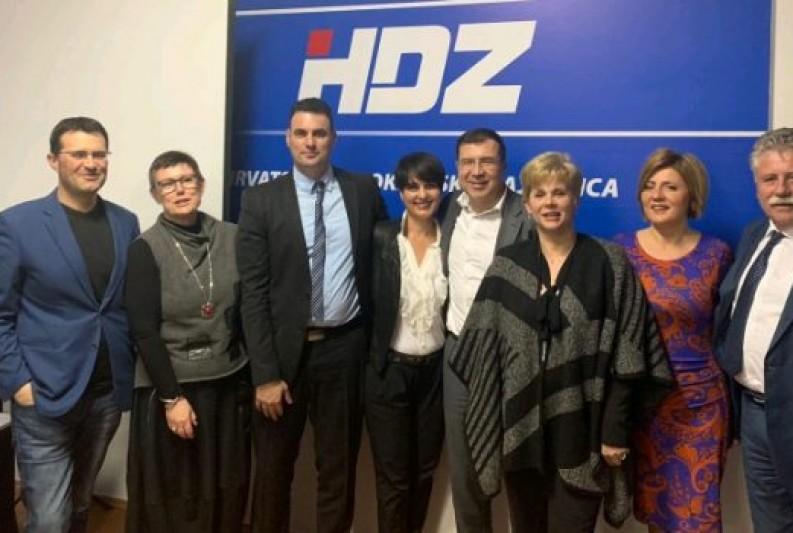 Osnovana zajednica  poduzetnika i obrtnika HDZ-a