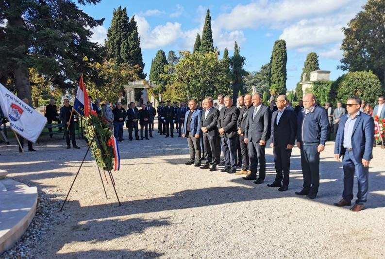 Središnja proslava Dana obrane Grada Zadra