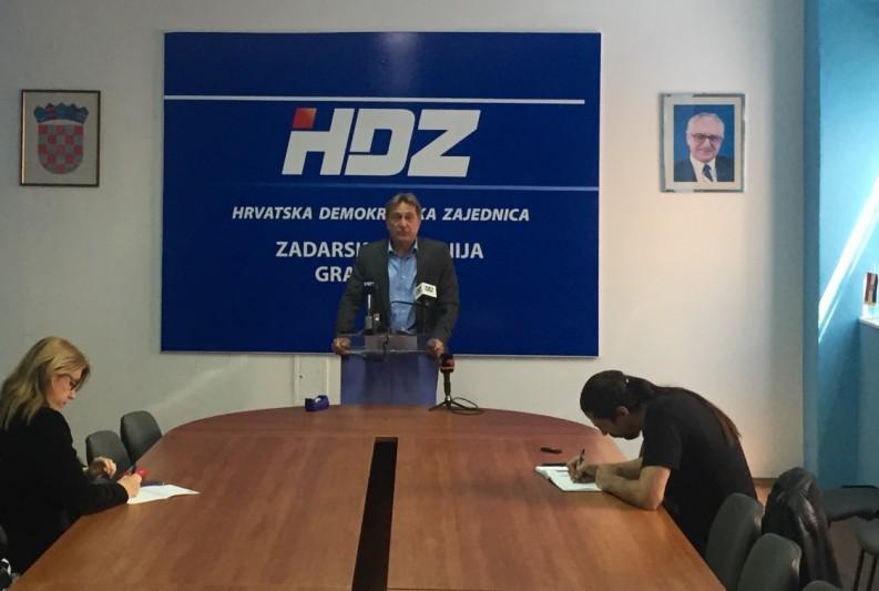 Kalmeta: Zadar ne diše jedino kad je SDP na vlasti