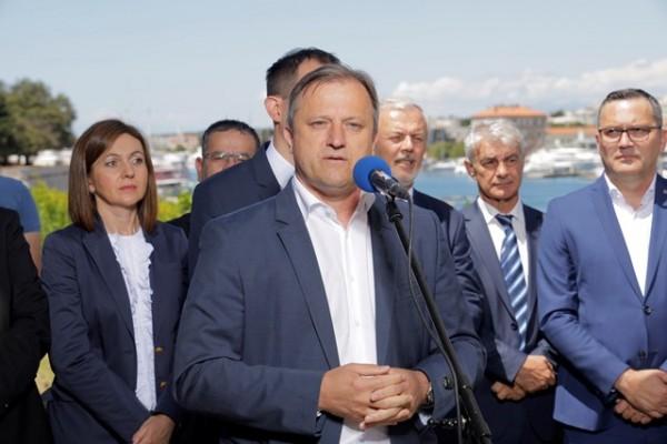 Iz Zadra krećemo u novu pobjedu za sigurnu Hrvatsku!