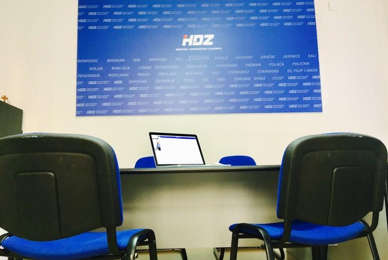 Ante Babić i Jagoda Surać kandidati za zamjenike gradonačelnika Grada Zadra